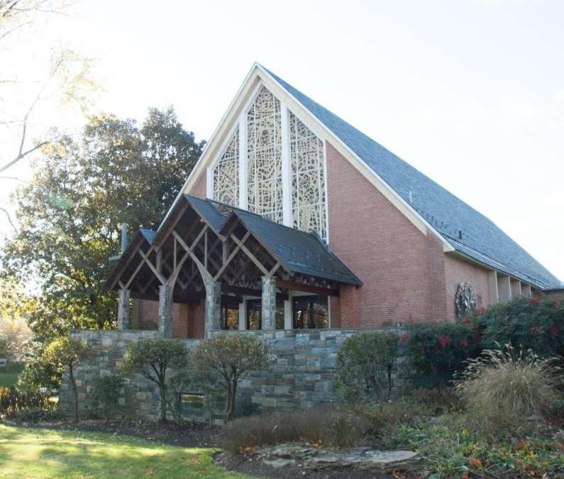 St. Andrew's Episcopal Church Exterior